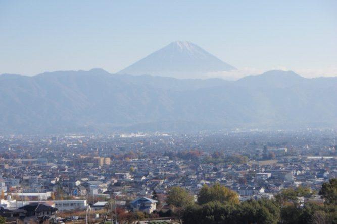 山梨と富士山